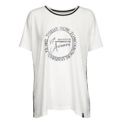Wit t-shirt Evelien