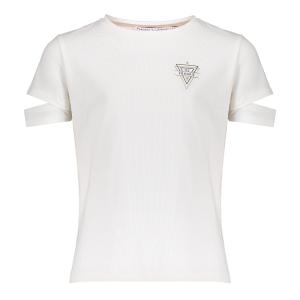 Wit t-shirt Sienna