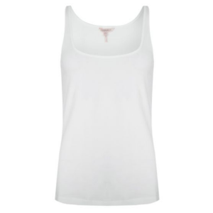 Witte top basic 30725