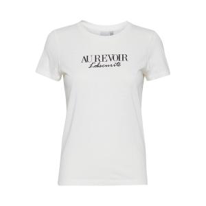Wit t-shirt Runela