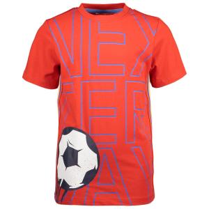 Rood t-shirt Nexterday Football