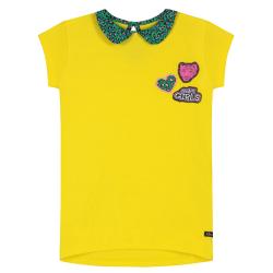 Geel t-shirt Andie