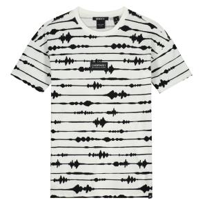 Wit t-shirt Ayden
