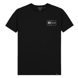 Zwart t-shirt Daniel