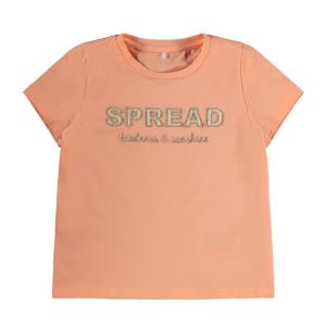 Oranje t-shirt Fami