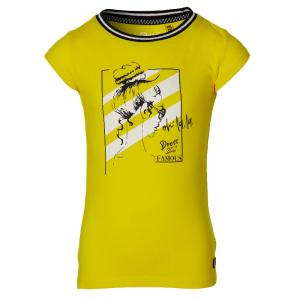 Geel t-shirt Fara