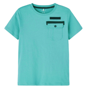 Aquablauw t-shirt Farid