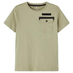 Groen t-shirt Farid