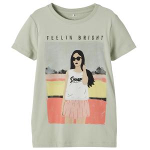 Groen t-shirt Fasigne