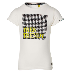 Wit t-shirt Fay