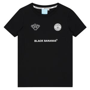 Zwart t-shirt F.C. Basic