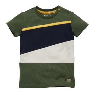 Armygroen t-shirt Garvin