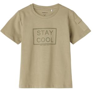 Groen t-shirt Hannifal