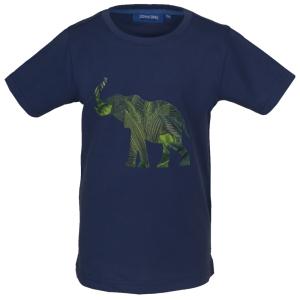 Donkerblauw t-shirt Kenya