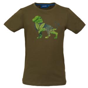 Groen t-shirt Kenya
