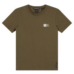 Armygroen t-shirt Kymora