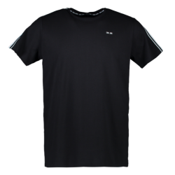 Zwart t-shirt Letic - XXL