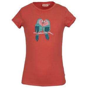 Koraal t-shirt Macaw