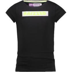 Zwart t-shirt Madrid
