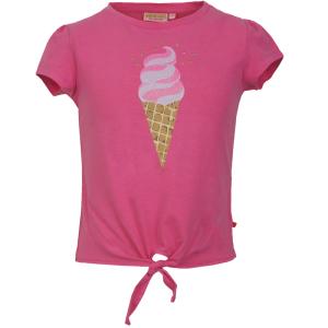 Felroze t-shirt Olala