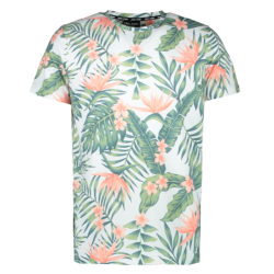 Groen t-shirt Santito - M