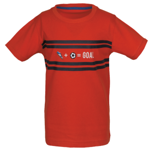 Oranje t-shirt Score