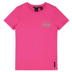 Roze t-shirt Skip to Friday