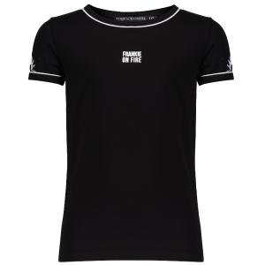Zwart t-shirt Steffie