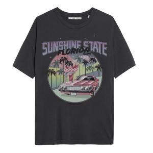 Donkergrijs t-shirt Sunshine State