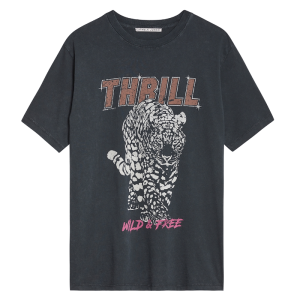 Grijs t-shirt Thrill