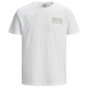 Wit t-shirt Through