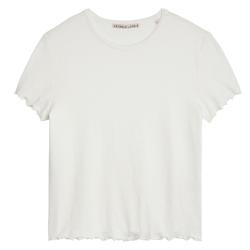 Wit t-shirt Uma