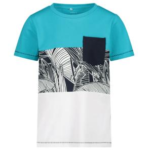 Blauw t-shirt Zom