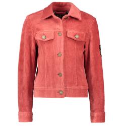 Roze velvet vest 5335