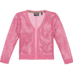 Roze vest Annelou