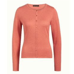 Roze vest Cardi Cocoon
