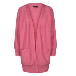 Roze vest Laura