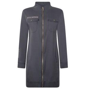 Blauw comfy vest Sparetime