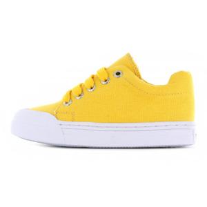 Gele sneakers Uni