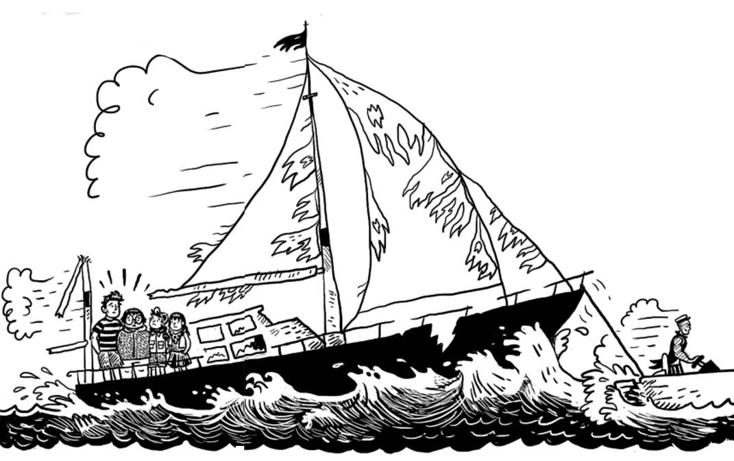Охотники за сокровищами, книга Джеймса Паттерсона