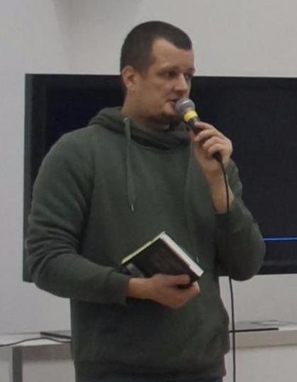 Дмитрий Орлов, переводчик