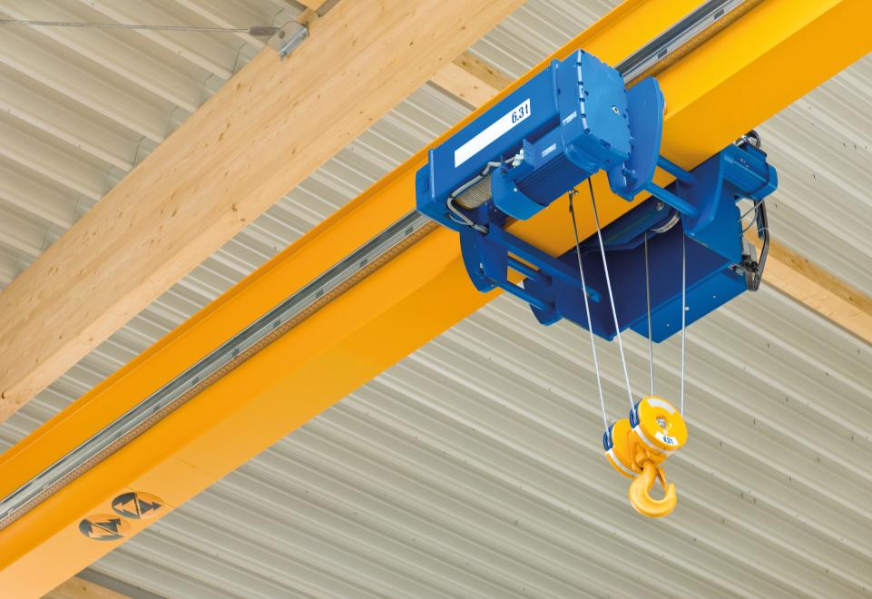 Prozessoptimierung mit Drahtseilen im Industriekranbereich - DIN ISO 4309