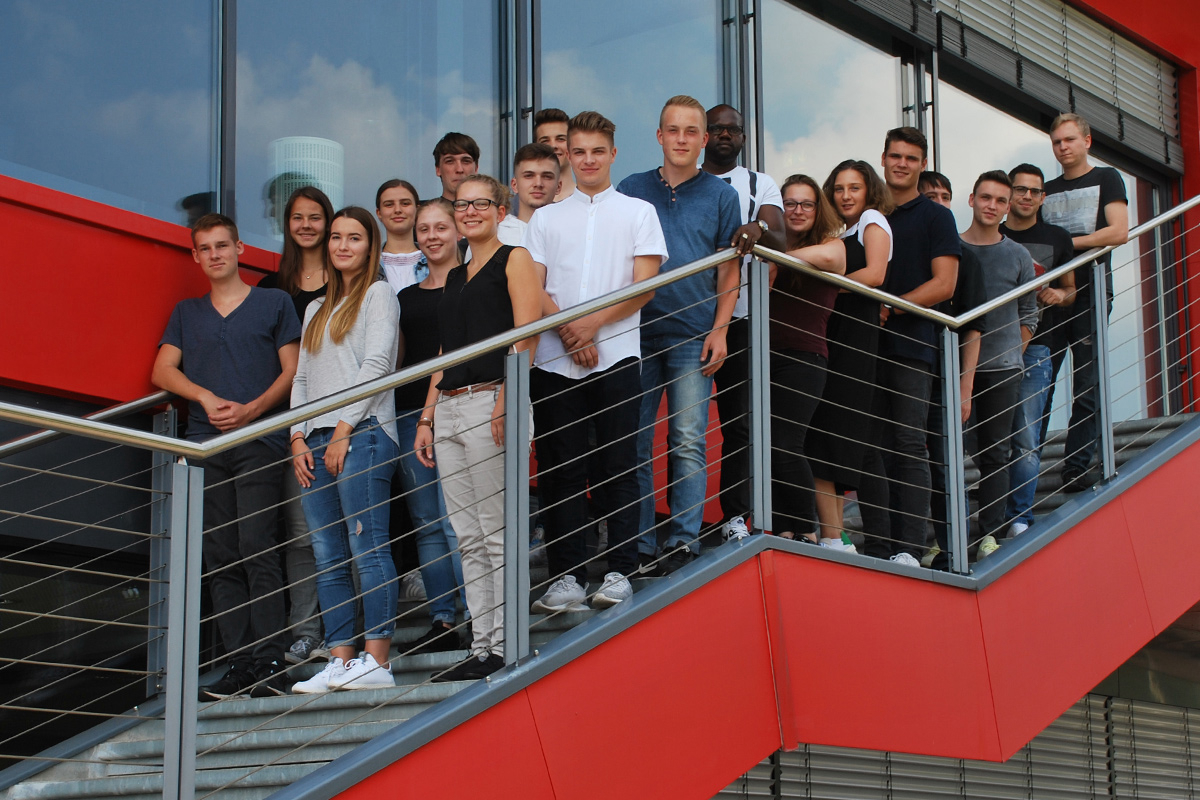 Introductory week for the new junior staff