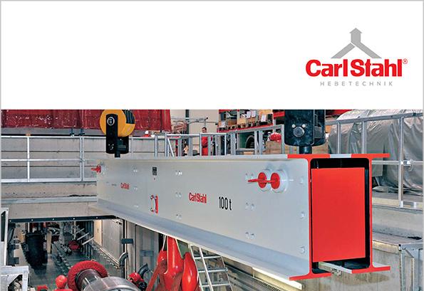 Neuer Katalog Carl Stahl Direct 2016