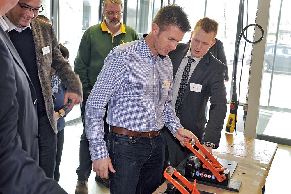 Verkäuferkonferenz 2016 der Carl Stahl Hebetechnik GmbH