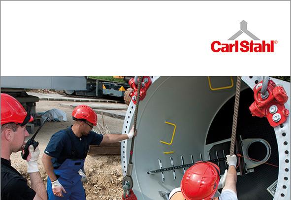 Neuer Katalog Carl Stahl Direct 2014