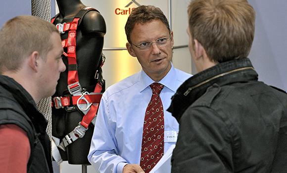 Hebetechnik-Spezialist Carl Stahl auf AMB
