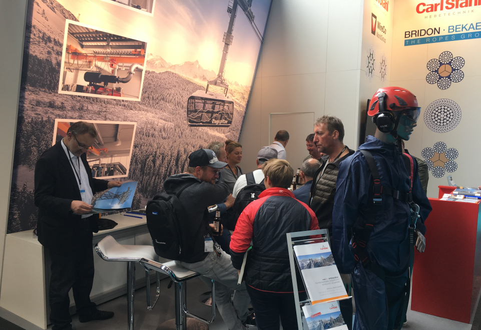 Carl Stahl at Interalpin 2019 - A trade fair follow-up report