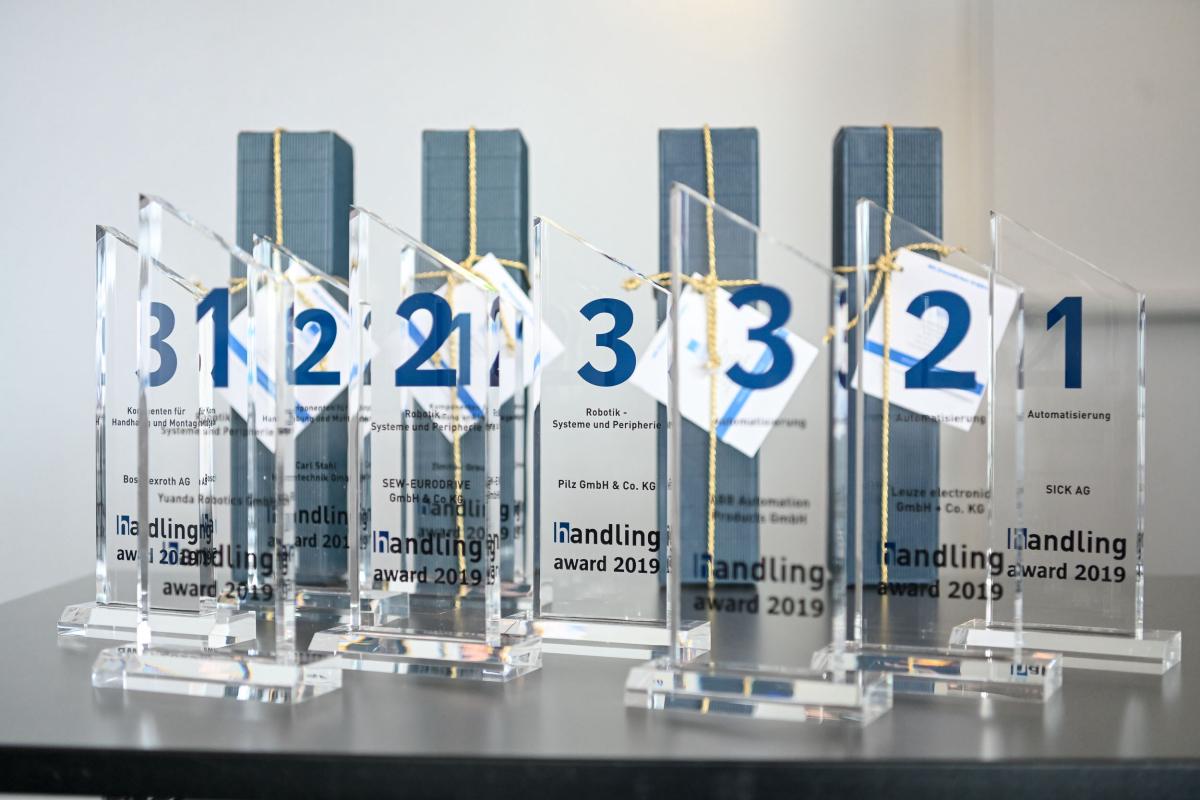 handling award 2019 - Carl Stahl Hebetechnik GmbH wins 2nd prize for Quick Link CLEH
