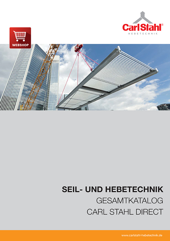 The new Carl Stahl catalogues are available